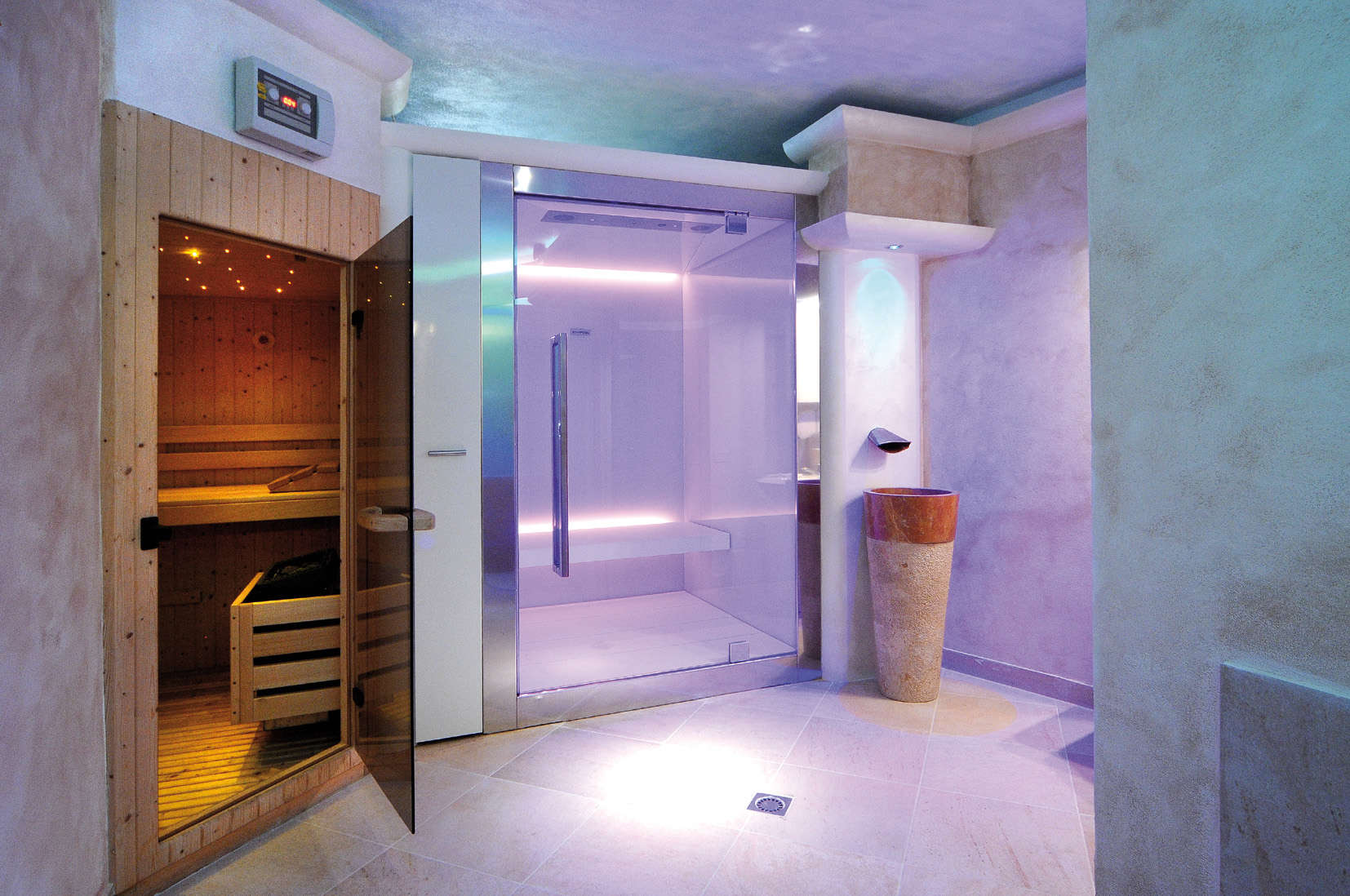 spa sauna e bagno turco Alassio | Hotel Regina Alassio
