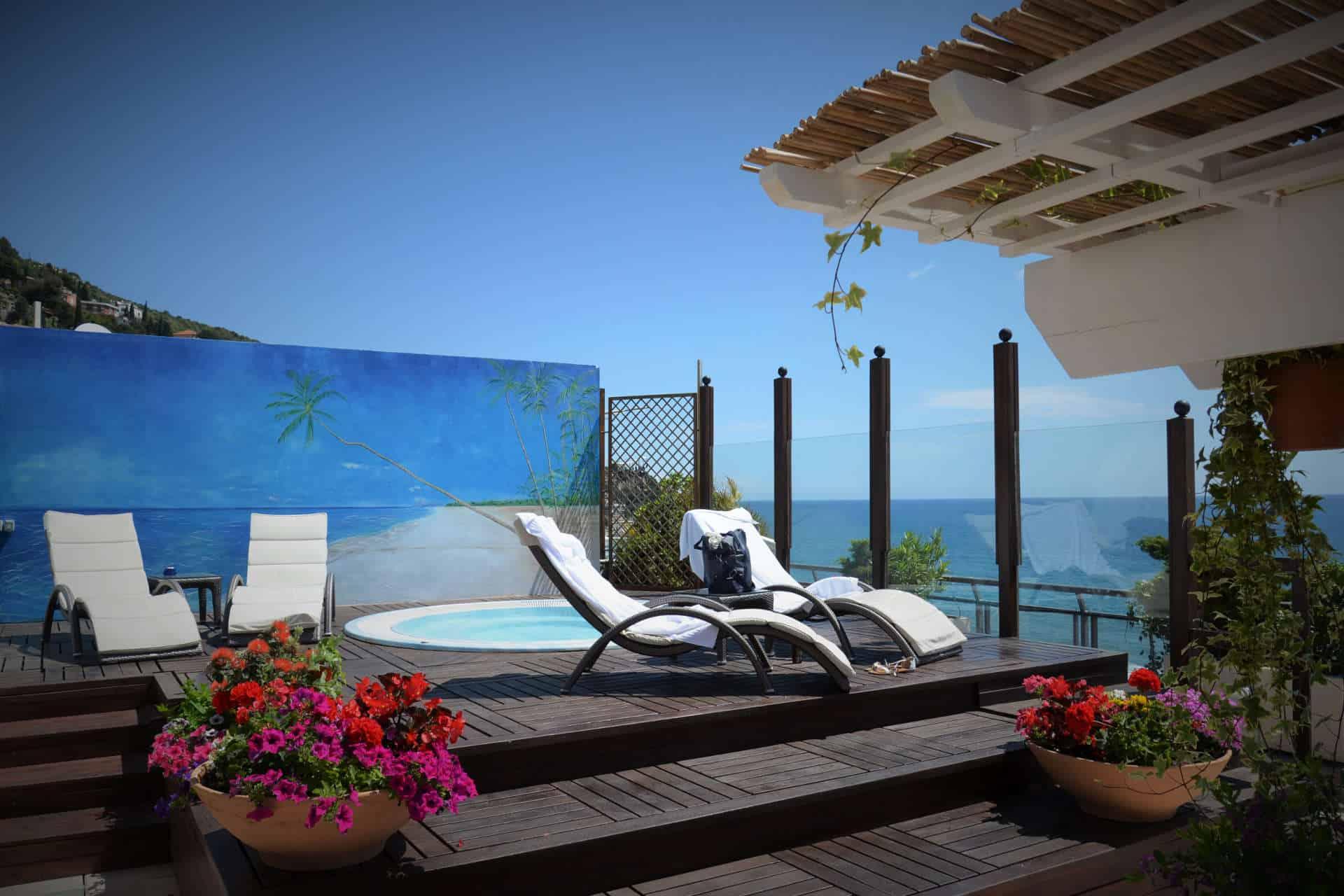 terrazza-hotel-regina | Hotel Regina Alassio