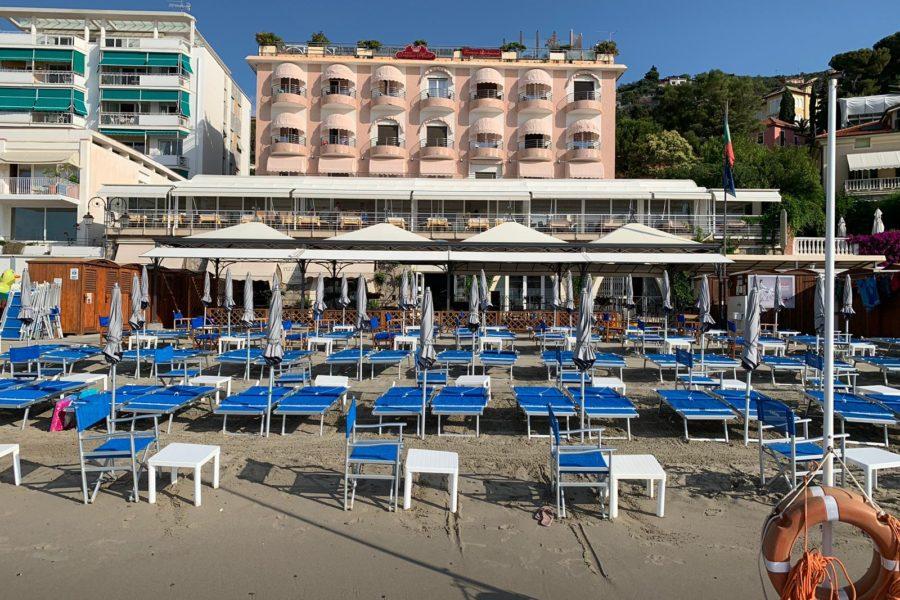 Hotel Regina Sul Mare Hotel Regina Alassio